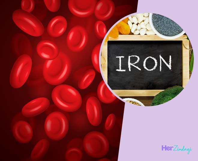 foods to increase hemoglobin fast
