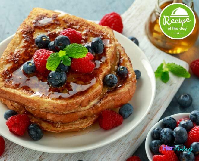 french toast recipe main