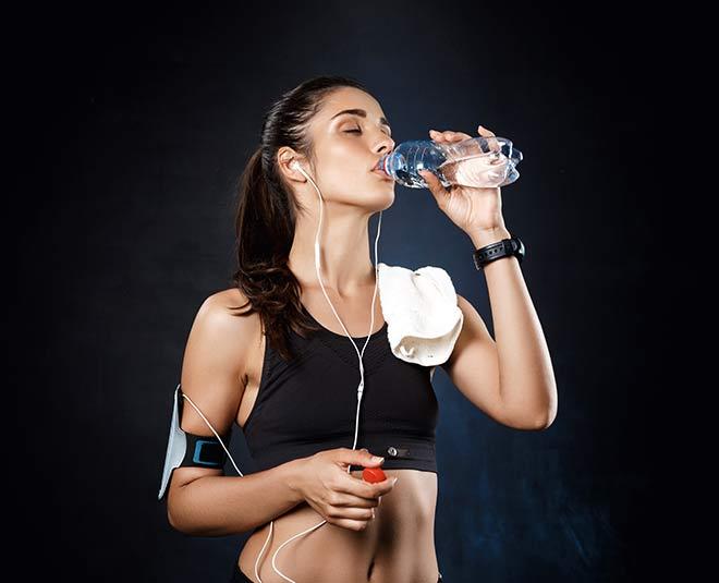 habitual water drinking