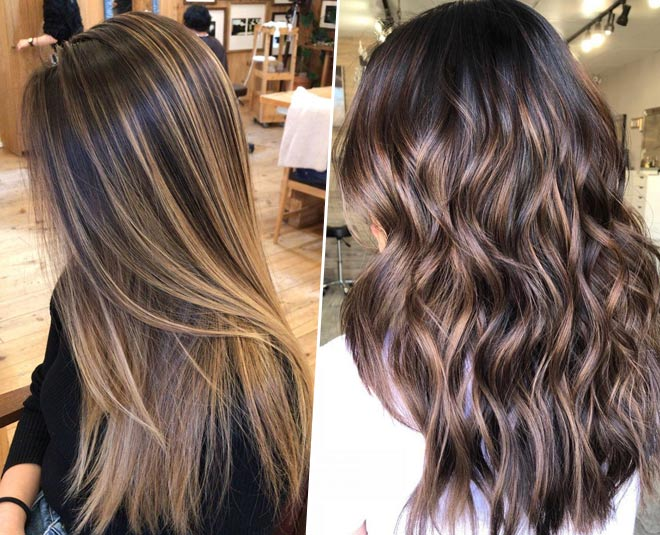 hair highlighting  lowlighting