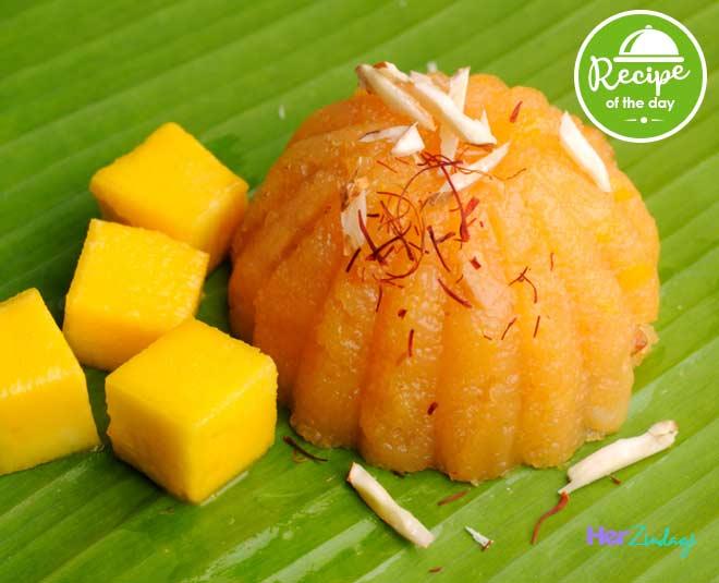 how to make mango halwa