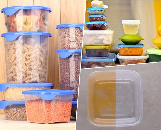kitchen plastic box clean