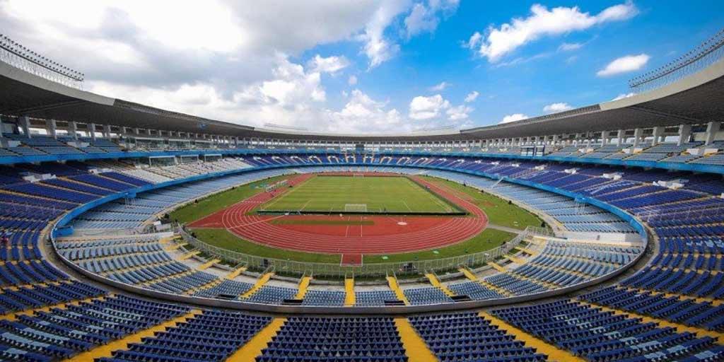 largest stadiums social