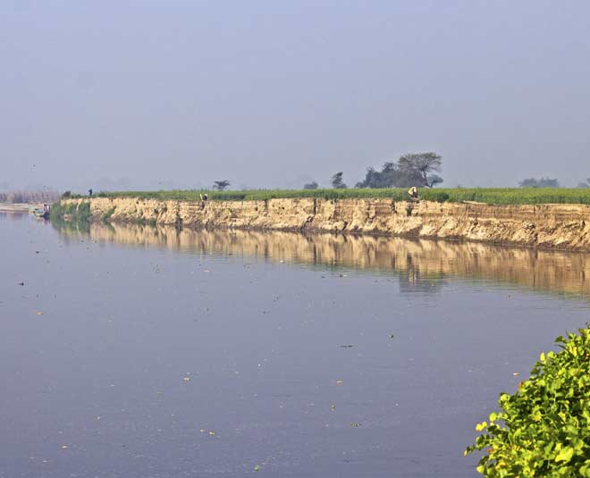 longest and holy yamuna rivers in india inside