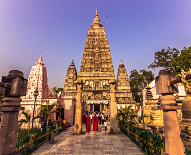 mahabodhi temple in bodhgya