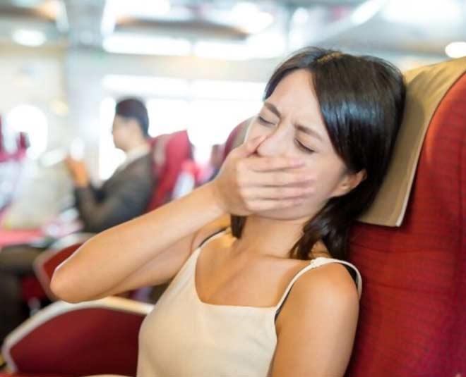 motion  sickness  aviation