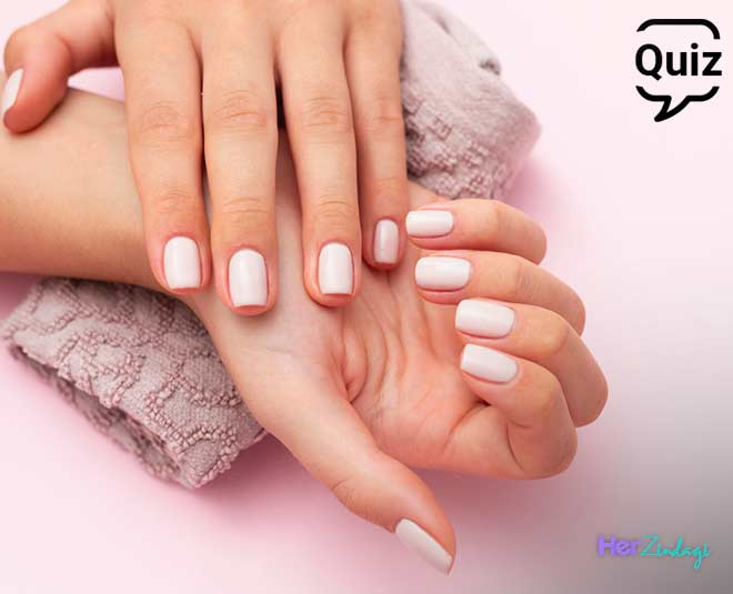 nails care take a quiz