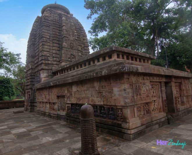 odisha famous temple