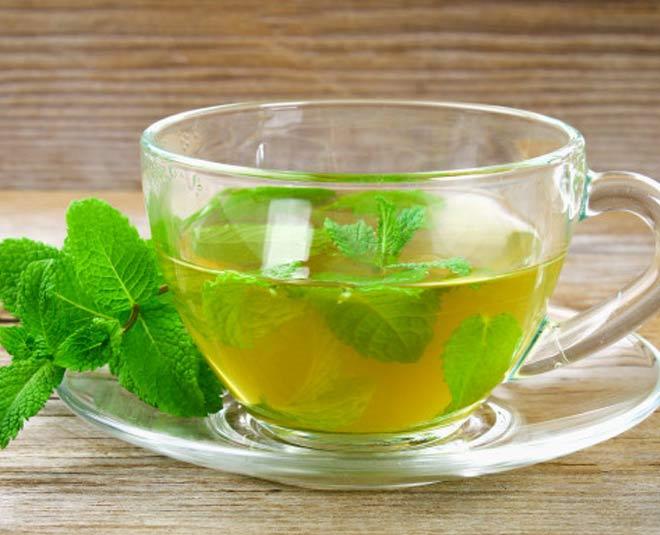 pippermint tea health benefits