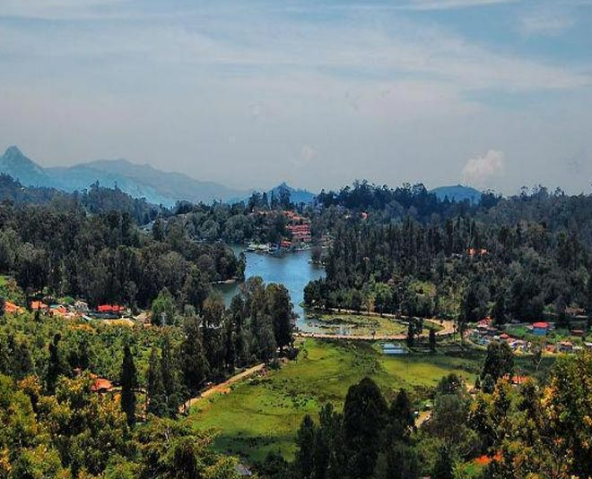 places to visit in july in india