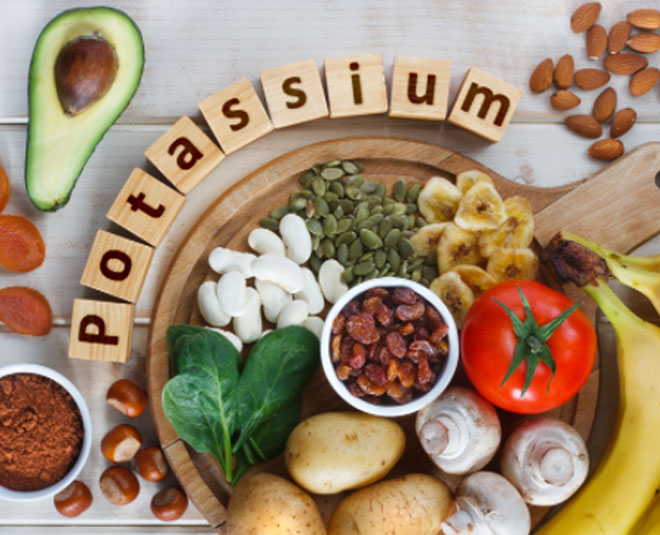 potassium foods benefits