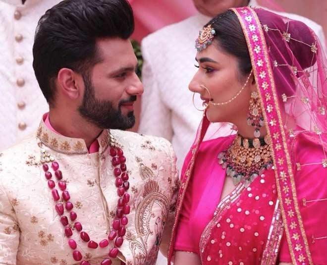 rahul vaidya wedding date