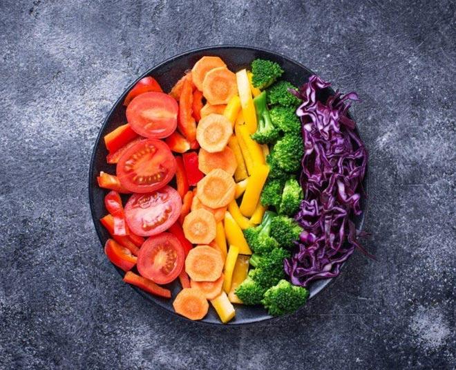 rainbow diet benefits