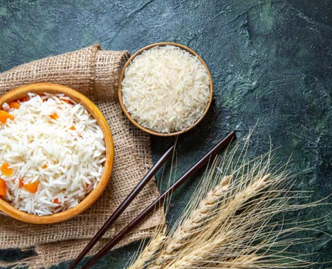 raw rice images