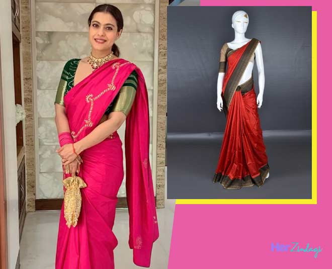 re draping  saree tips