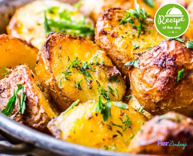 roasted potatoes recipe main