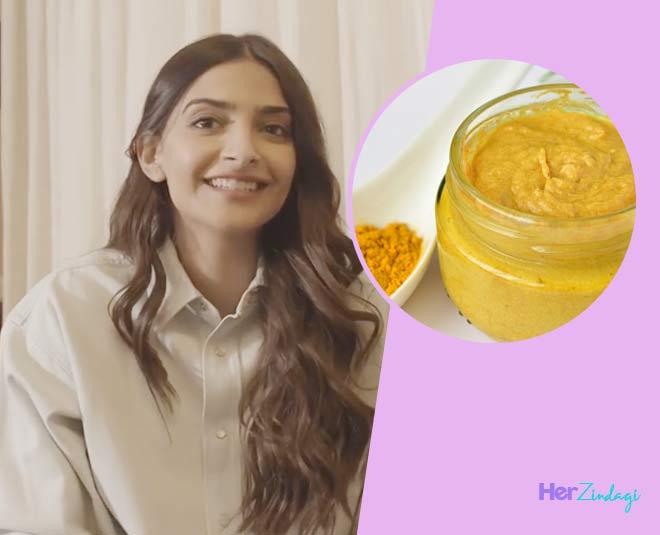 sonam kapoor beauty tips for flawless skin