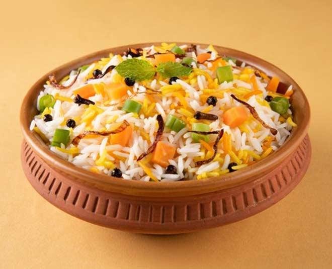 three pulao instant recipes