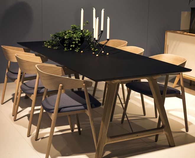 what are some modern designs in dining tables main