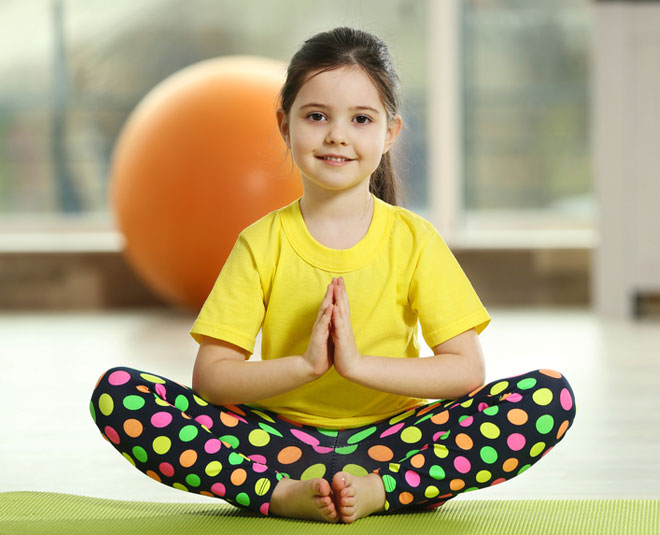 yoga benefits for kids by expert