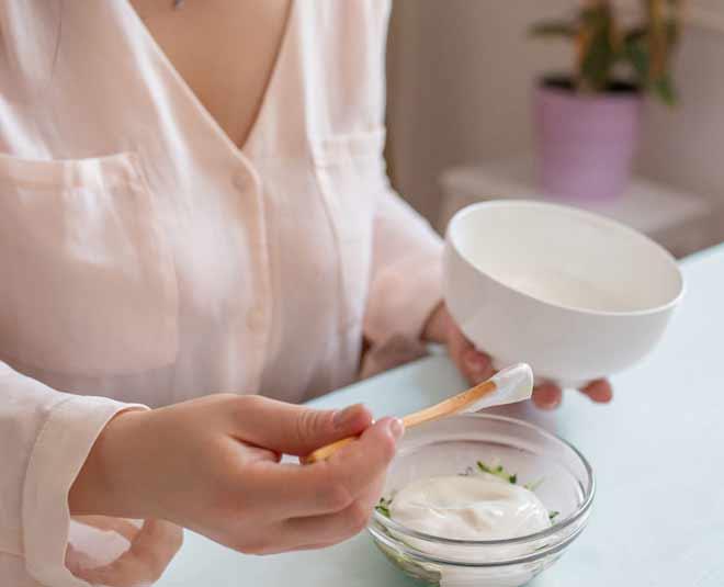 yogurt hair mask main
