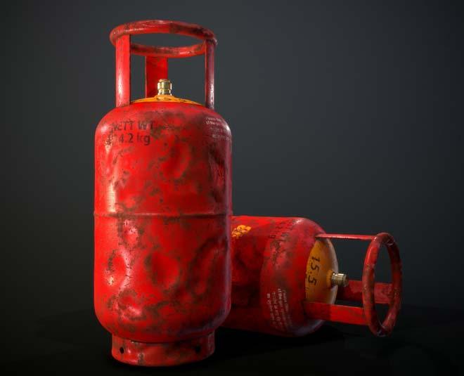 Kitchen gas cylinder easy hacks