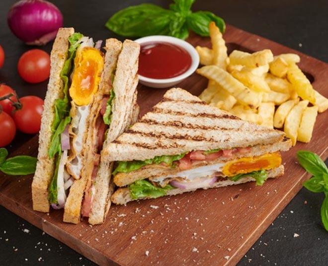 Main Sandwich Recipes in hindi