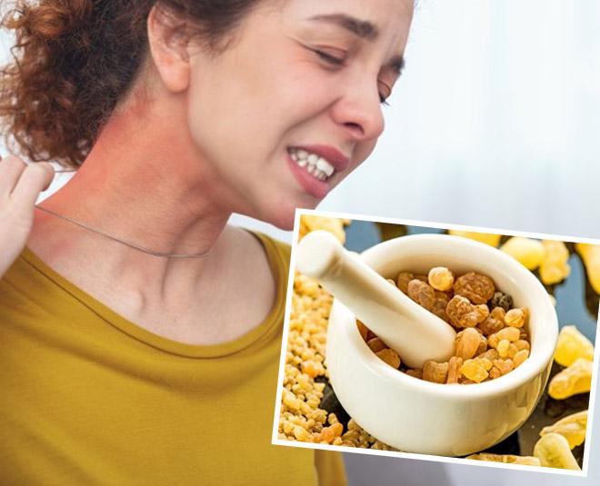 Main health benefits for shallaki