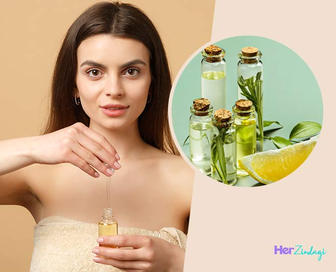 Oils for best glowing hair