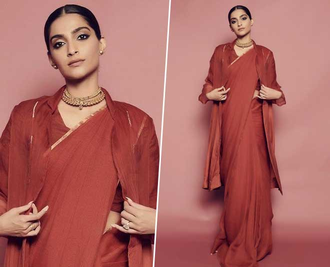 amazing facts about saree you should know sonam kapoor