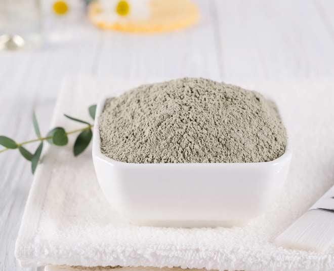 bentonite clay for skin  m