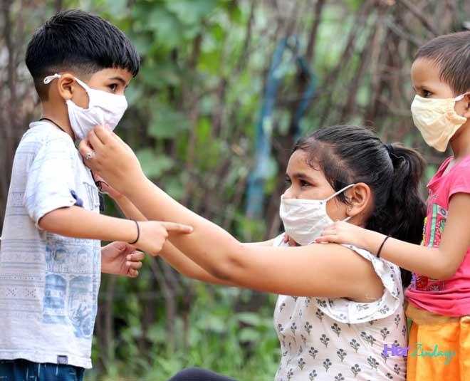 best use of children mask