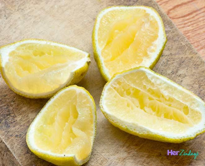 best uses of lemon peel in house