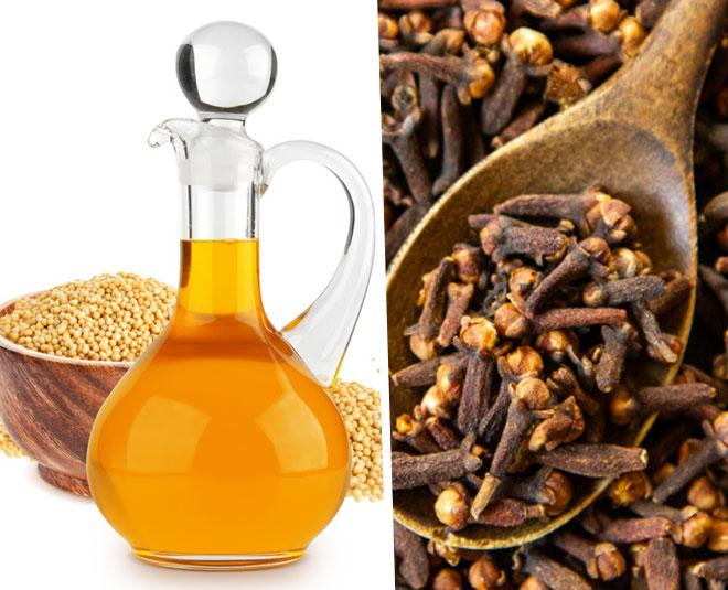 clove and mustard oil www.worldcreativities.com