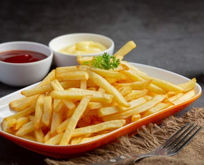 crispy fries main