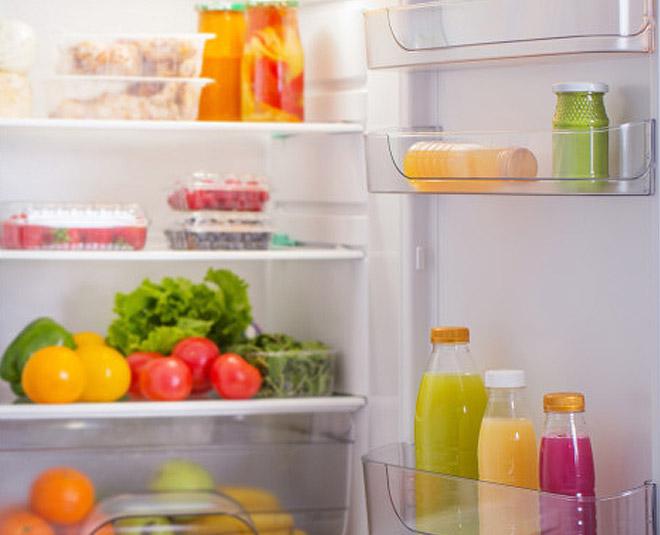 foods to store in fridge main