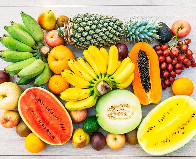 fruit and veges for hydration