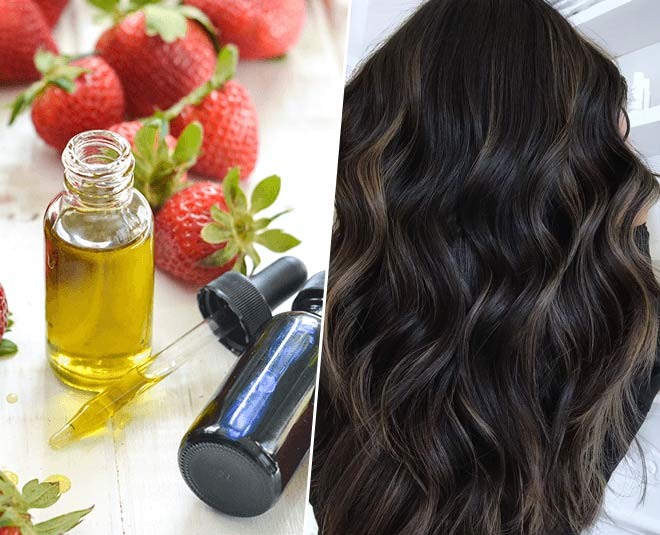 hair benefits of strawberry seed oil main