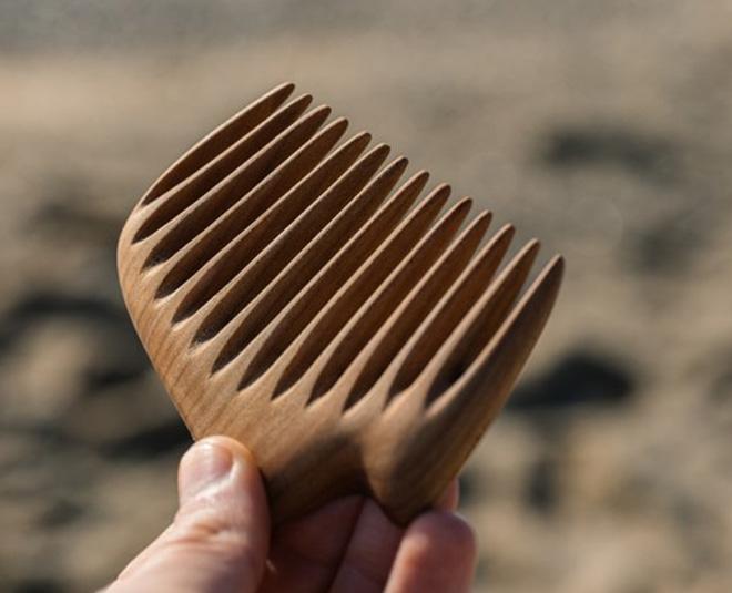 hair comb massager