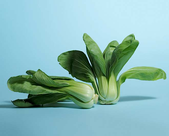health benefits of bok choy know