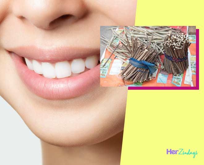 healthy teeth datun