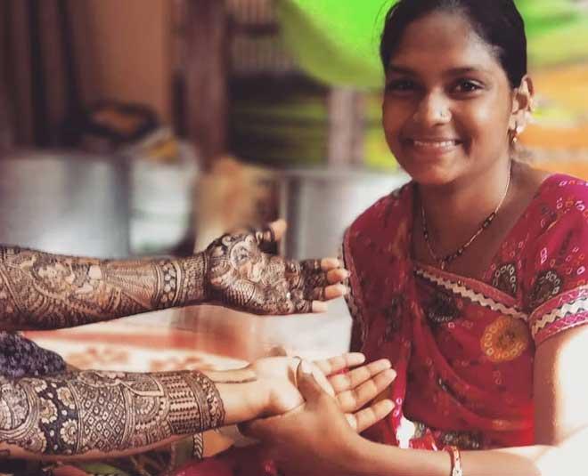 henna artist sonali mehendi designs