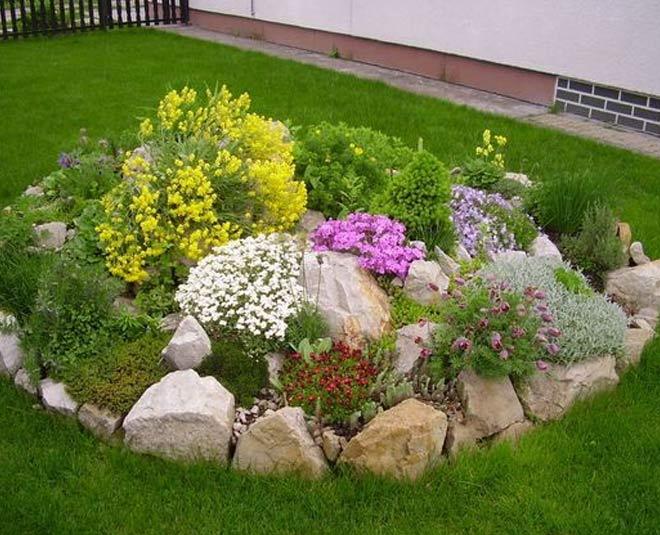 how to create rock garden know