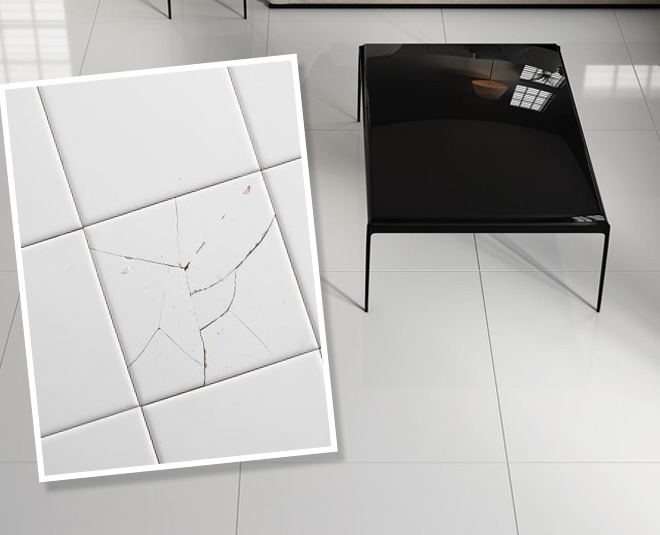 how to repair cracked floor tiles at home tips