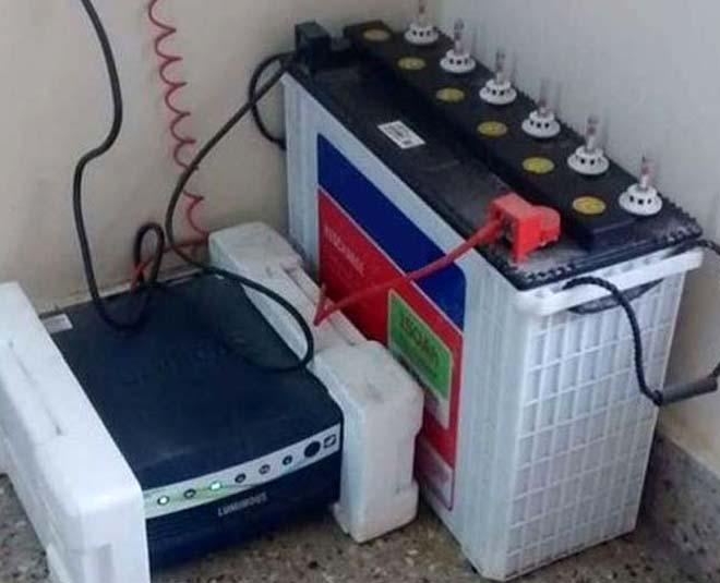 increase inverter battery life
