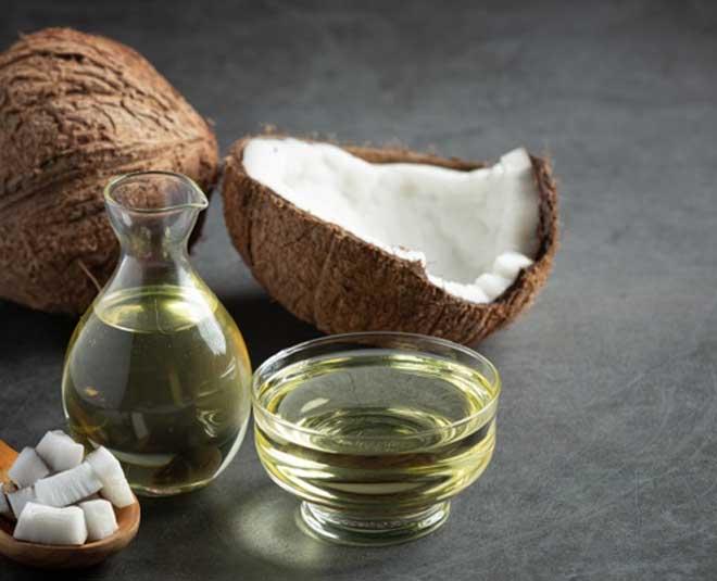 inner thigh rashes coconut oil inside