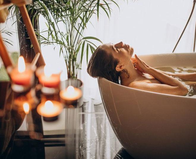 inside  neem bath