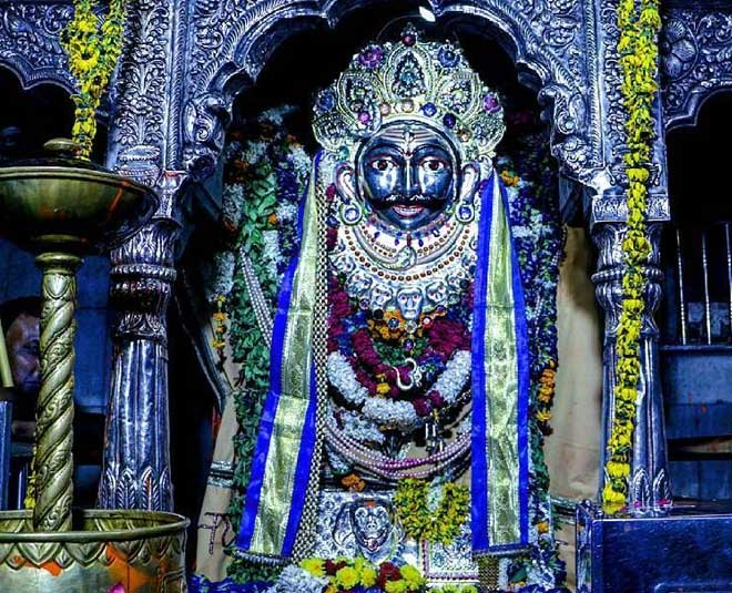 kaal bhairav mandir main