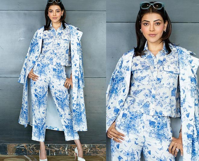 kajal aggarwal summer outfit ideas m