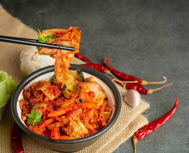 kimchi health benefits diet
